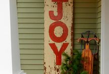 Rustic Signs!!
