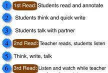 Close Reading Strategies / by WeAreTeachers