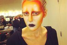 Aliens - Makeup Class