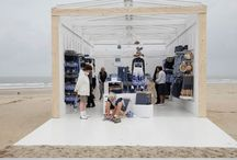 Retail Inspiration ~ Pop up stores