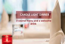 Indian Discovery Dinner / Get the wide variety of Indian traditional dinner. We at Restaurant Nirvana, offer the modern Indian home dinning, candle light dinner and weekly lunch.