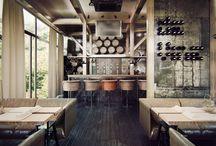 Commercial Spaces / by Casa Stephens Interiors.com