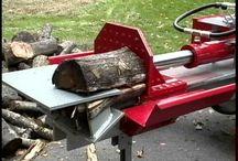 Fondeuse à bois