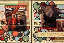 CTMH Album Retreat / by Keeley's Kreations Close To My Heart