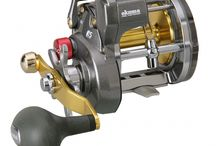 Okuma Linecounter Reels
