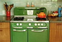 Colorful Appliances- Forget Stainless