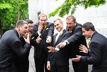 Fun wedding
