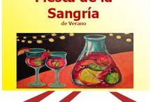 """""""Fiesta de la Sangría""""  ~ 31 de Agosto 2013 / """"Fiesta de la Sangría""""  / by Casa de España Las Vegas"""