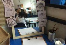 Art Centers for Preschool