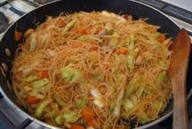 love me some Filipino/Asian food! / by Kathy Larson