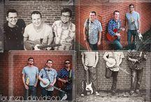Band/Group Photo Ideas
