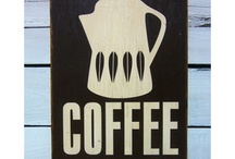 Coffee / by Kathleen Hayes