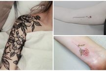 ~ Tattoos ideas ~