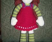 Amiguramis / Monitos a crochet