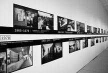 Info graphic walls