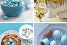 Holiday: Easter / by Audrey Leishman-Kuzara