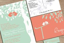 Coral & Mint Wedding