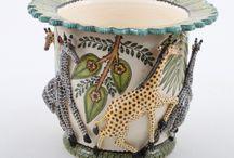 Ardmore Ceramics Planters