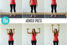 Arm workouts