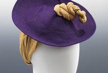 Les chapeaux pour l'art