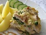 jedla z hydiny a ryb