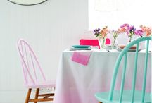 painted furniture love / by Carrie Loves