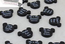 Disney Style Wedding Ideas Fairy Tale Wedding Favours & Decorations