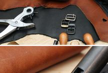 lleather craft