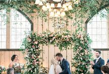 Twisted Willow Flowers Ceremony