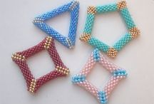 beads square..triangular etc