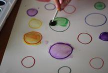 Preschool Ideas / by Bailey Padgett