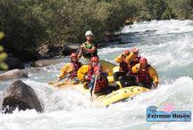 Extreme Waves 18 Luglio 2014 / #Rafting con #ExtremeWaves in #ValdiSole lungo il #fiume #Noce, uno tra i tracciati più belli al mondo per fare #kayak e #hydrospeed in #Trentino!  www.ExtremeWaves.it