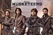 The Musketeers (BBC) / by Micheal Capaldi