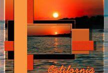 Scrapbook zee/zomer/strand