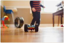 Let's Race! / Toys created for kids who love racecars, cars, automotives, racing, and high speed action!