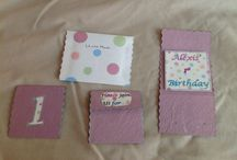 Miss Muffet Invites / Personalised, hand made cards, invites, cake toppers and labels....