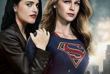 SuperCorp (Kara Danvers/Lena Luthor)