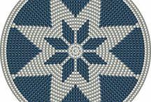 Wayuu çanta şablonu
