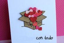 San Valentin Manualidades