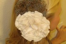 Hair Accessories / by Kelly Hemmrich