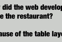 Geeky Humor