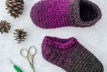 Crochet Shoes and Slippers