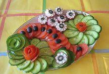 Food:platters