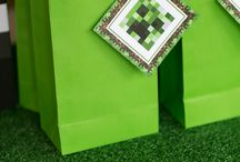 Minecraft Party / by Julie Paulson