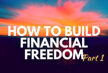 Financial Freedom / Building financial freedom so you can do more things you really want to do.
