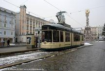 Linz Linien GmbH - Pöstlingbergbahn / Sie sehen hier eine Auswahl meiner Fotos, mehr davon finden Sie auf meiner Internetseite www.europa-fotografiert.de.