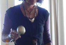 Drum Medicine Women / Shamanic drum maker living Joshua Tree, CA.