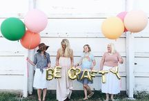 Party Ideas & Decor {my posts) / A round-up of party ideas and decor from my blog http://www.ashleyannphotography.com/blog/diy/