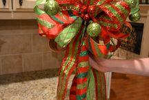 Christmas ( bows )