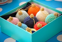 DIY - Christmas / Free DIY tutorials, patterns for Christmas | Gratis zelfmaakideeën, patronen voor Kerstmis / by Freubelweb
